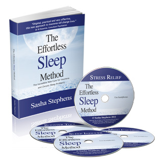 The Effortless Sleep Method by Sasha Stephens [aff]