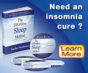 Effortless Sleep Method - sample advert [affiliate link]